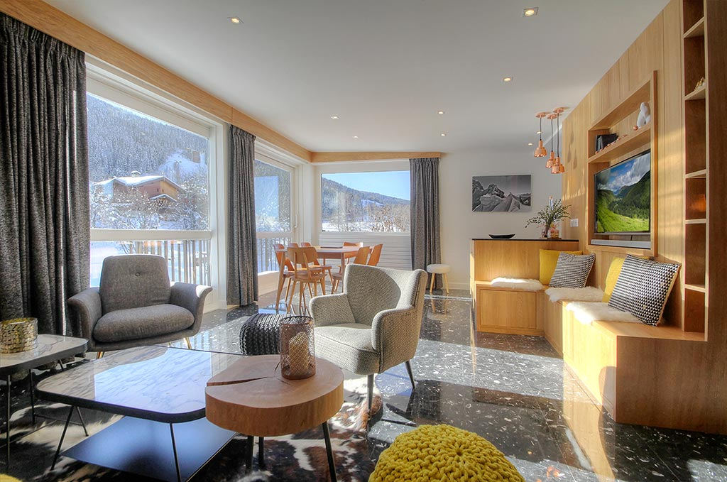 investissement appartement a la montagne
